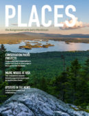 Places: On Assignment with Jerry Monkman. Spring 2021 Magazine Cover.